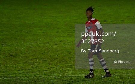 Exeter City u18s v Cheltenham Town u18s, Exeter, UK - 11 Nov 2020