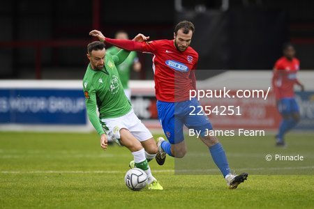 Dagenham & Redbridge v Yeovil Town, Greater London, UK - 17 Oct