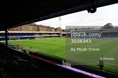 Sothend United v Exeter City, Southend, UK - 10 Oct 2020
