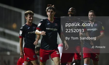 Swindon Town v Exeter City, Swindon, UK - 6 Oct 2020