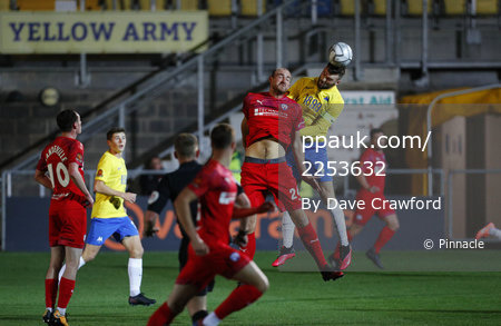 Torquay United v Chesterfield, Torquay, UK - 13 Oct 2020