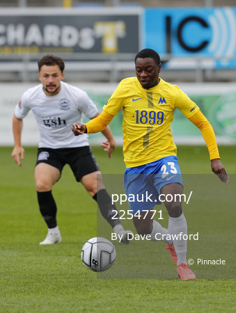 Torquay United v Dover Athletic, Torquay, UK - 17 Oct 2020