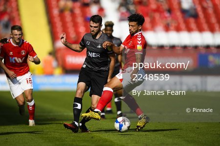 Charlton Athletic v Doncaster Rovers, London, UK - 19 Sept 2020