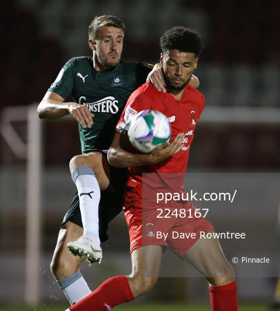 Leyton Orient v Plymouth Argyle, UK - 15 Sep 2020