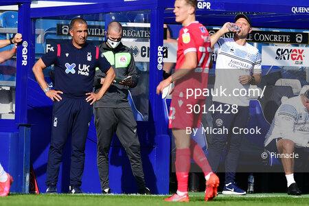 Queens Park Rangers v Nottingham Forrest, London, UK - 12 Sep 2020
