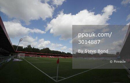 Salford City v Exeter City, Salford, UK - 12  Sep 2020