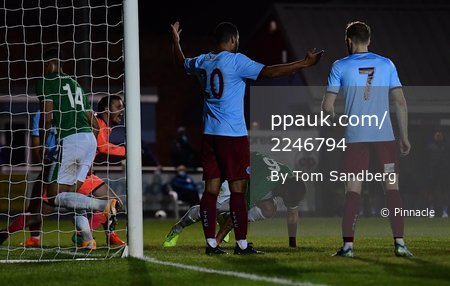 Taunton Town v Yeovil Town, Taunton, UK -11 Sep 2020