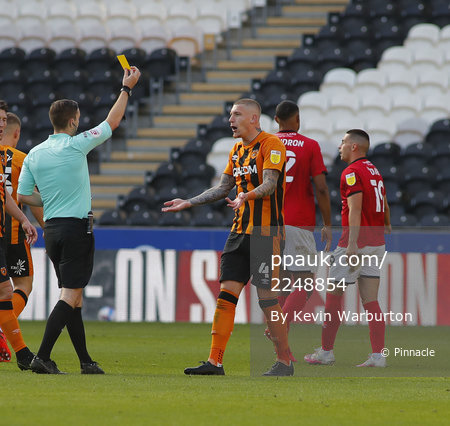 Hull City and Crewe Alexandra, Hull, UK - 19 Sept 2020