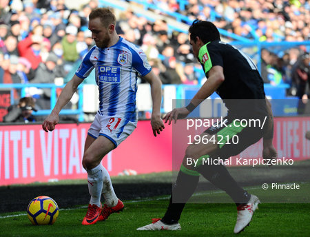 Huddersfield v Bournemouth, Huddersfield, UK - 11th Feb 2018 Feb 2018