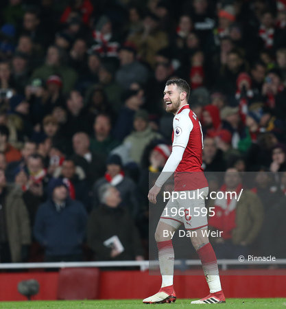 Arsenal v Everton, London, UK - 03 Feb 2018