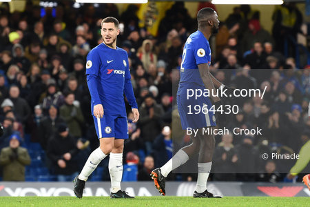 Chelsea v West Bromwich Albion, London, UK - 12 Nov 2018