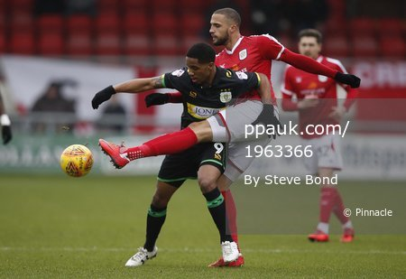 Crewe Alexandra  v Yeovil Town, Crewe, UK - 10  Feb 2018
