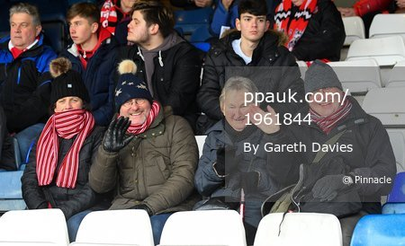 Luton Town v Exeter City, Luton, UK - 03 Feb 2018