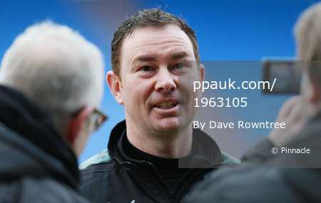 Shrewsbury Town v Plymouth Argyle, Shrewsbury, UK - 10 Feb 2018