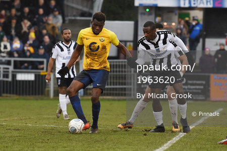 Maidenhead United v Torquay United, London, UK - 10 Nov 2018