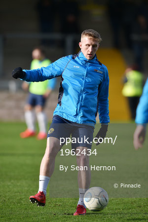 Torquay United v  Barrow, Torquay, UK - 03 Feb 2018