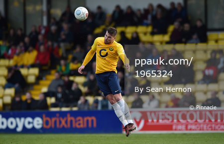 Torquay United v  Dagenham & Redbridge, Torquay, UK - 17 Feb 2018