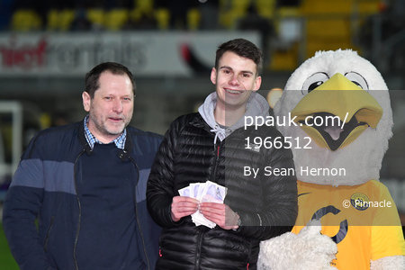 Torquay United v  Sutton United, Torquay, UK - 20 Feb 2018