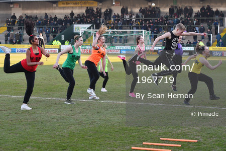 Yeovil Town v Carlisle United, Yeovil, UK -24 Feb 2018