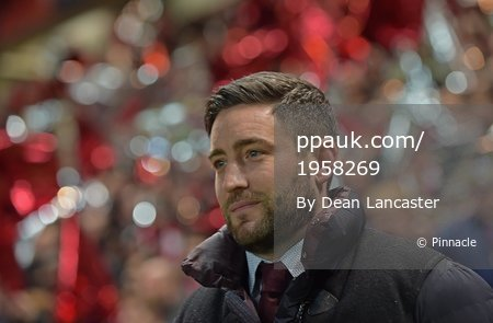 Bristol City v Manchester City, Bristol, UK - 23 Jan 2018