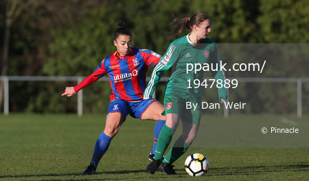 Crystal Palace Ladies v Coventry United Ladies, London - UK - 7