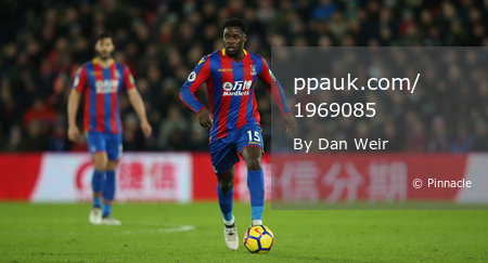 Crystal Palace v Manchester United, London - UK - 5th Mch 2018