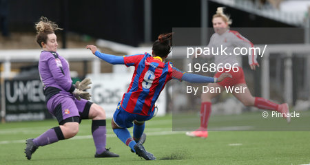 Crystal Palace Ladies v Swindon Town Ladies, London - UK - 4 Mch