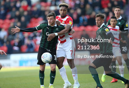 Doncaster Rovers v Plymouth Argyle, Doncaster, UK - 13 April 201