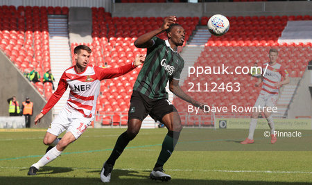 Doncaster Rovers v Plymouth Argyle, Doncaster, UK - 13 April 2019