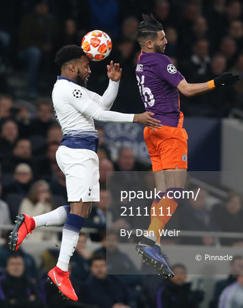 Tottenham Hotspur v Manchester City, London - 09 April 2019