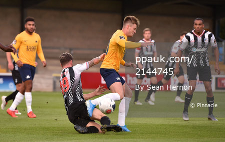 Torquay United v Maidenhead United, Torquay, UK -13 Aug 2019