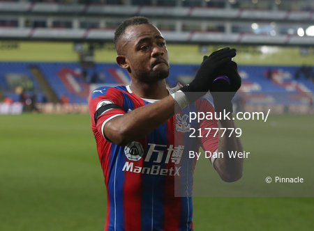 Crystal Palace v AFC Bournemouth, Croydon - 03 December 2019