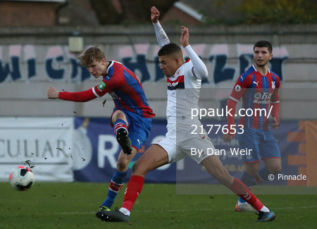 Crystal Palace U23s v Middlesborough U23s, Dulwich - 02 December 2019