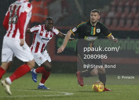 Cheltenham  v Yeovil Town, Cheltenham, UK - 5 Feb 2019