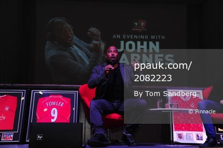 An Evening with John Barnes, Exeter, UK - 5 Feb 2019