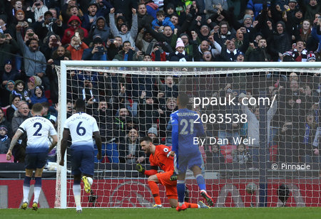 Tottenham Hotspur V Leicester City, London, UK - 10 Feb 2019