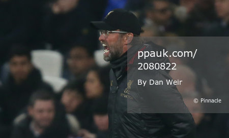 West Ham United v Liverpool, London - 4 February 2019
