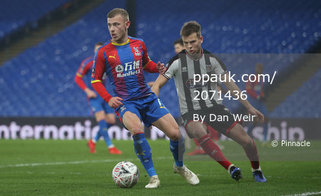 Crystal Palace v Grimsby Town, Croydon - 05 January 2019