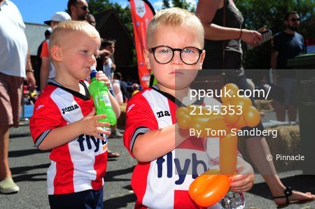 Exeter City Family Fun Day, Exeter, UK - 06 Jul 2019