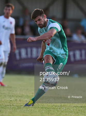 Truro City v Plymouth Argyle, Truro, UK - 9 July 2019