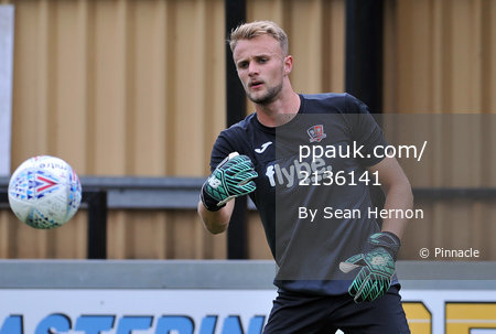 Tiverton Town v Exeter City, Tiverton, UK - 9 July 2019
