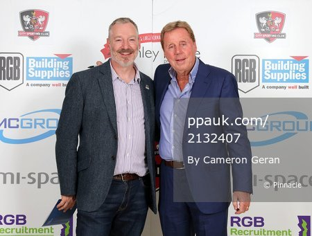 An Evening with Harry Redknapp, Exeter, UK - 22 Jun 2019