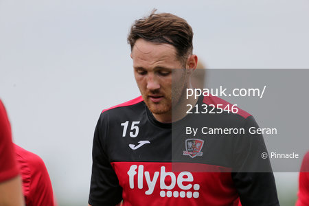 Exeter City Training, Exeter, UK - 24 Jun 2019