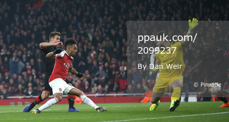 Arsenal v Rennes, London - 14 March 2019