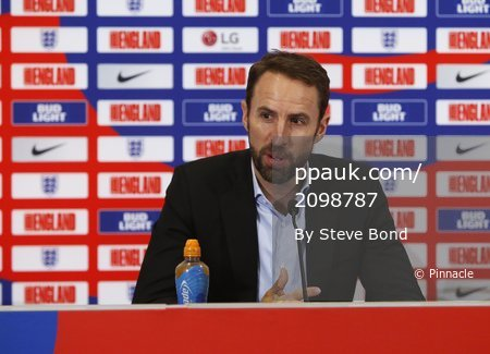 England Press Conference , St Georges Park, UK - 13 Mar 2019