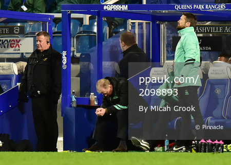 Queens Park Rangers v Rotherham United, London, UK - 13 Mar 2019