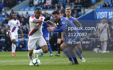 Cardiff City v Crystal Palace, Cardiff - 04 May 2019