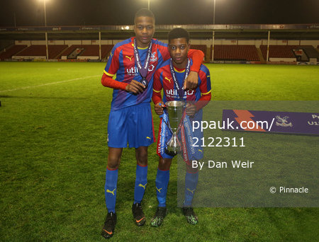 Crystal Palace U15s v Wigan Athletic U15s, Walsall - 03 May 2019