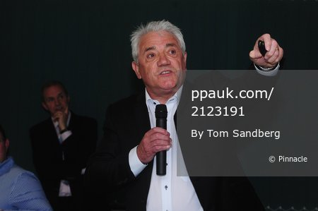 Kevin Keegan Sporting Dinner, Yeovil, UK - 09 May 2019