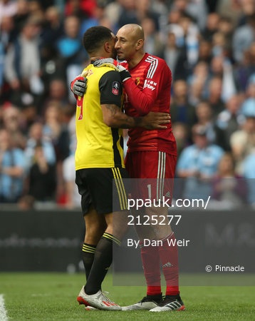 Manchester City v Watford, London - 19 May 2019